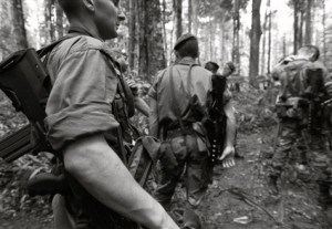 Avventura nella Guyana Francese
