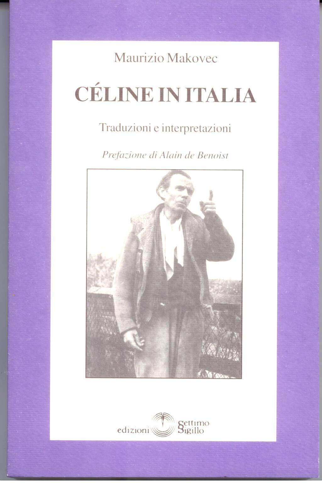 Céline en Italie