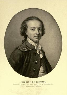 Antoine Rivaroli: ritratto di un reazionario