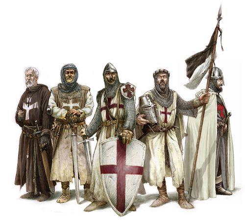 L'ordine Templare e la Tradizione europea