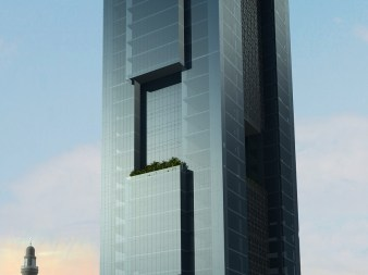 Al Wasat (Saudi Office Tower)
