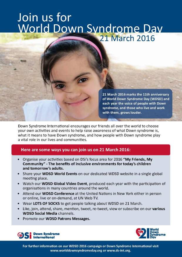 WDSD Poster A3 Email