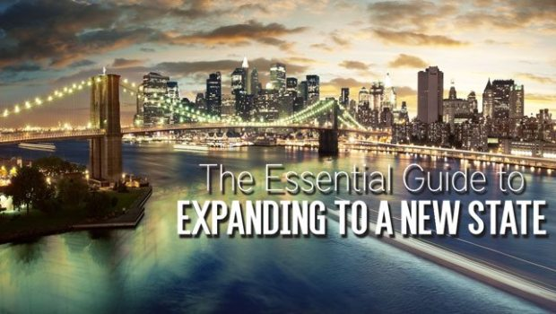 The Essential Guide to Expanding to a New State