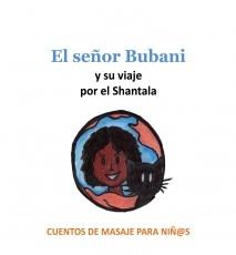 """Portada del libro """"El Señor Bubani y su viaje por el Shantala"""""""