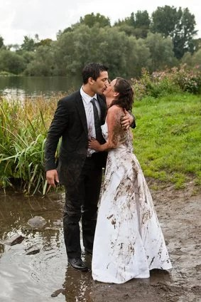 Skidmarks on the Wedding Dress- How to Keep Money Problems From Ruining Your Marriage