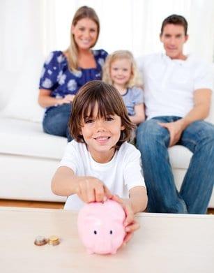 teach kids money