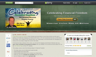 Celebrating Financial Freedom Online Course