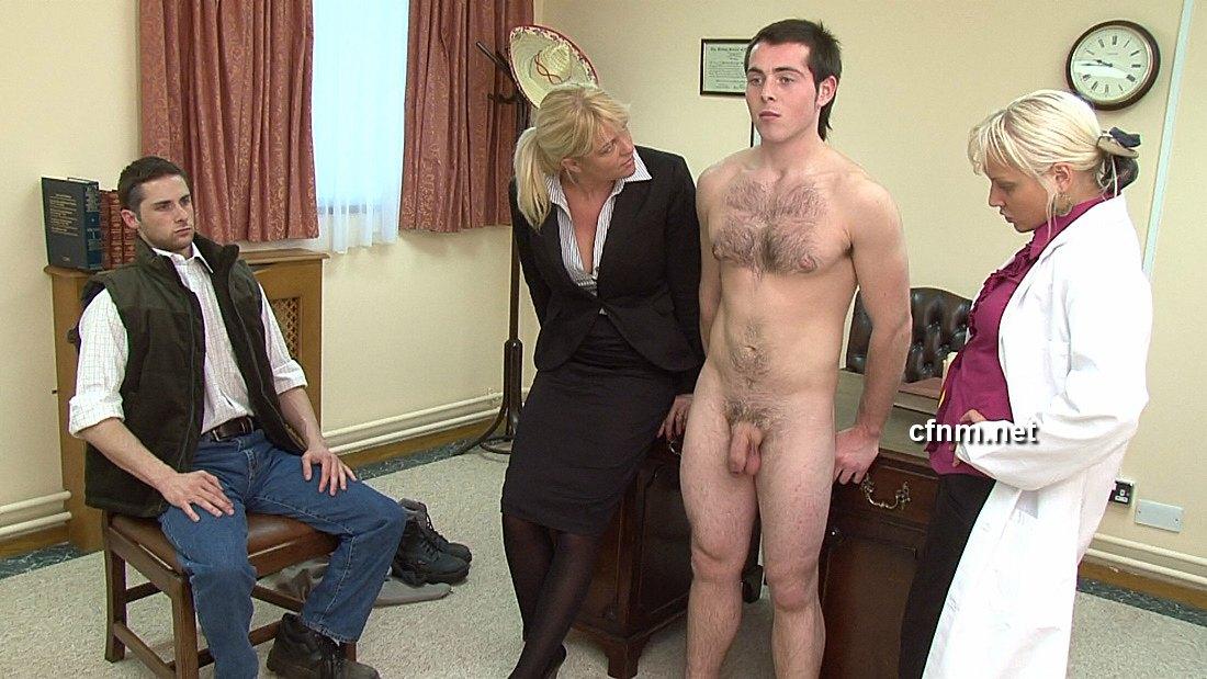 nude male doctors