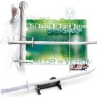 Storm Shadow Sword Snake Eyes Sword For Sale