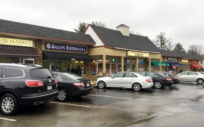 Broad Axe Shopping Center – Ambler, PA