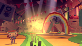 Papercraft Yourself an Adventure with Tearaway Unfolded - 2015-07-06 14:23:14
