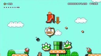 Super Mario Maker (WiiU) Review - 2015-09-02 09:21:43