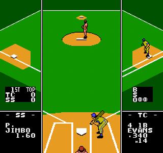 Developer: SNK/Romstar Publisher: Nintendo Genre: Sports/Baseball Released: July 1992 Rating: 5.0