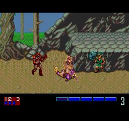 Developer: Renovation Publisher: Telenet Genre: Beat 'em Up Released: 03/16/1990 Rating: 1.5
