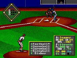 Developer: Accolade Publisher: Accolade Genre: Sports/Baseball Released: 1991 Rating: 2.0