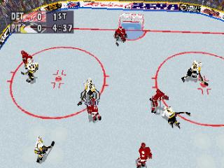 Developer: Radical Entertainment Publisher: Sega Genre: Sports/Ice Hockey Released: 1997 Rating: 2.0