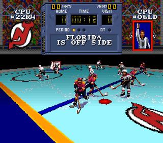 Developer: Sculptured Software Publisher: Nintendo Genre: Sports/Ice Hockey Released: November 1993 Rating: 1.0