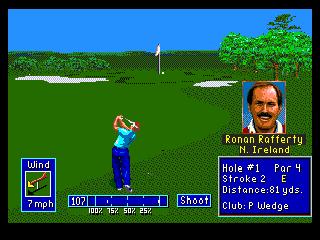 Developer: Polygames Publisher: Electronic Arts Genre: Sports/Golf Released: 1994 Rating: 4.5