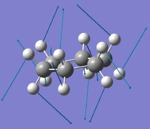 The conformation of cyclohexane (1/3)