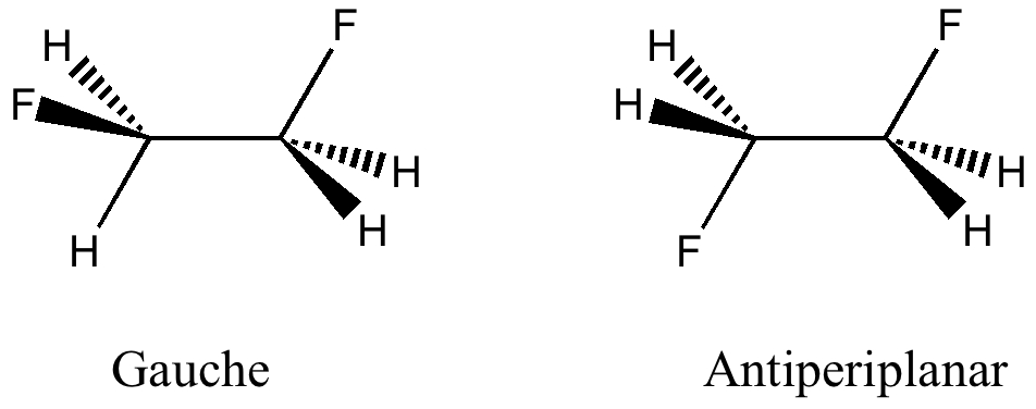 The conformation of 1,2-difluoroethane (1/3)