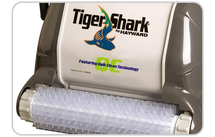 hayward tigershark qc rc9990gr review. Black Bedroom Furniture Sets. Home Design Ideas