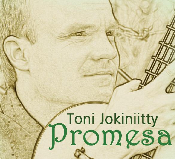 Carátula del disco de Toni Jokiniitty