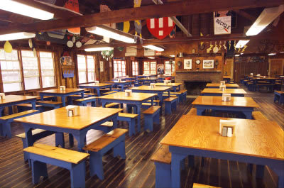 Cape Cod Sea Camps dining