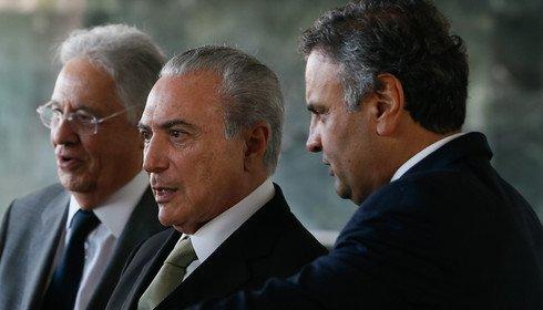 Sem liderança, Temer afunda o Brasil