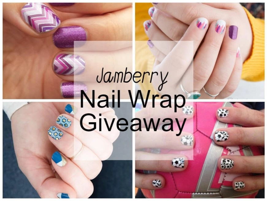 nail wrap giveaways
