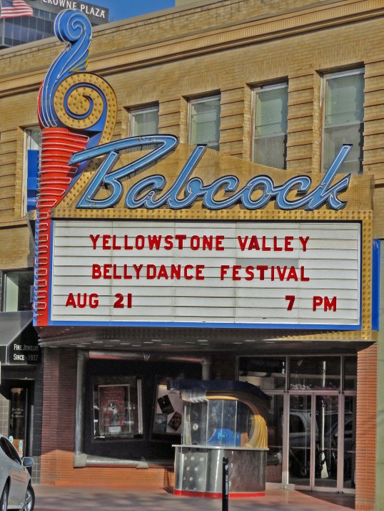 Babcock Theater Billings