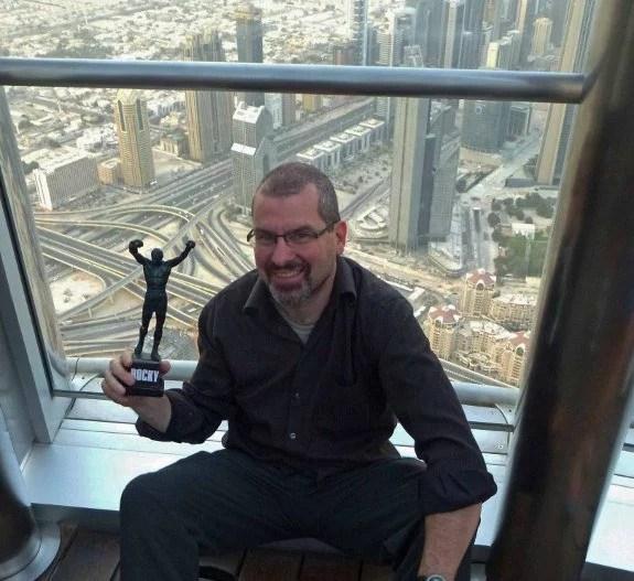 Michael Rocky Dubai