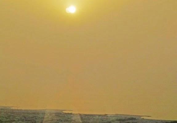 Dubai sandstorm