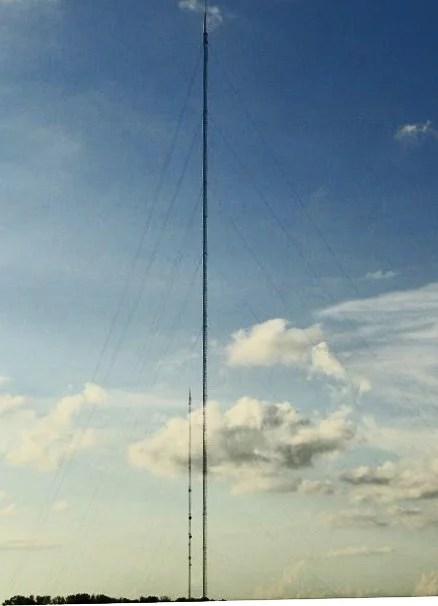 KVLY TV mast North dakota tallest structure in the world