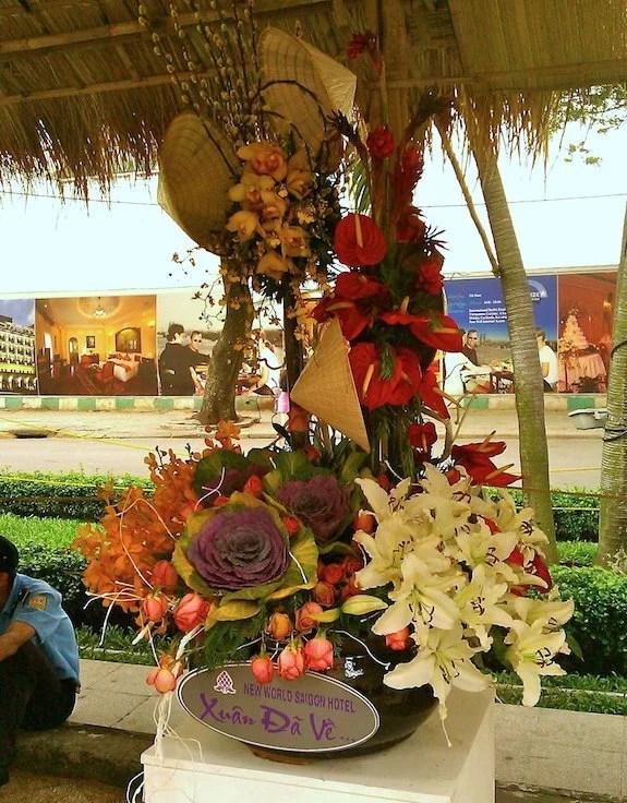 Nguyen Hue Flower Street-Ho Chi Minh City- Hotel Arrangement