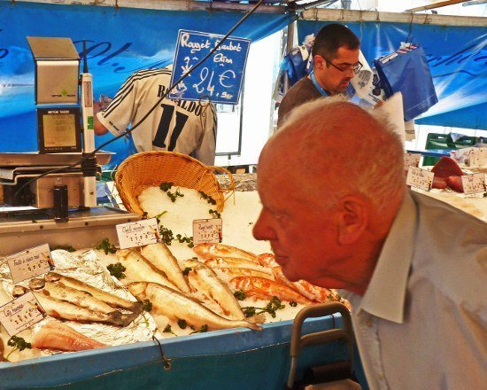 Less crowded sights Paris-the tasty Saxe Breteuil Market