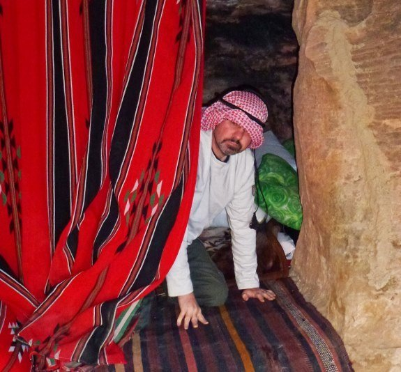 how to live a nomadic life bedouin camp