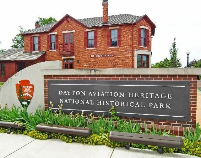dayton aviation trail visitors center