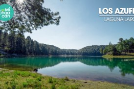 #EsMichoacán Laguna Larga