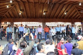 1°Er Festival P'urhépecha De La Comunidad De Cherán K'eri