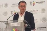 """""""Gobierno Tiene Que Ajustarse El Cinturón, No Los Ciudadanos"""": Videgaray En Morelia"""