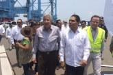 Terminal Portuaria De LC Atenderá A Los Buques Más Grandes Del Mundo