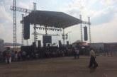 Comienza A Llegar El Público Para El Cierre De Expo Fiesta Michoacán Con 'Los Ángeles Azules'
