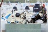 Avioneta Se Desplomó Sobre Casas En Nuevo León