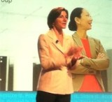 HP Enterprise Group channel chief Sue Barsamian