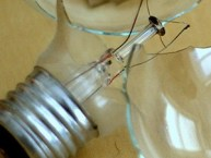 broken lightbulb square