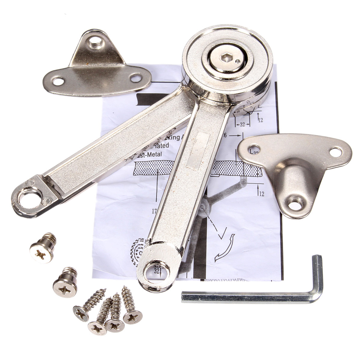 kitchen cabinet door hinges Door Stays Kitchen Cupboard Cabinet Support Toy Box
