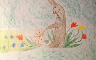 Eostre et le lièvre