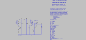 INDUCTORLESS CHAU CIRCUIT