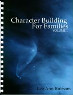 homeschool character training
