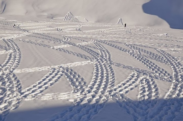 simon beck snow art -3